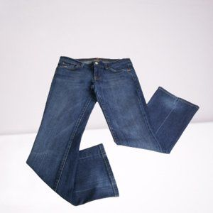 7 For All Mankind Women's Boot Cut Jeans Size 30